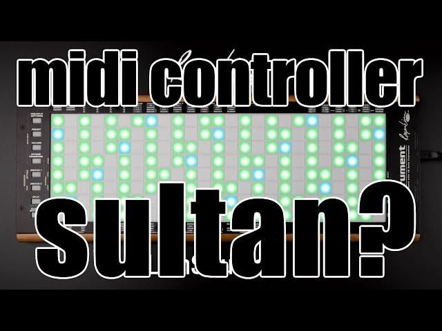 LinnStrument MIDI Controller Sultan? Rakdjat Djelata Harap Minggir Dulu!