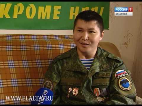 Герой нашего времени: Каир Тандыбаев