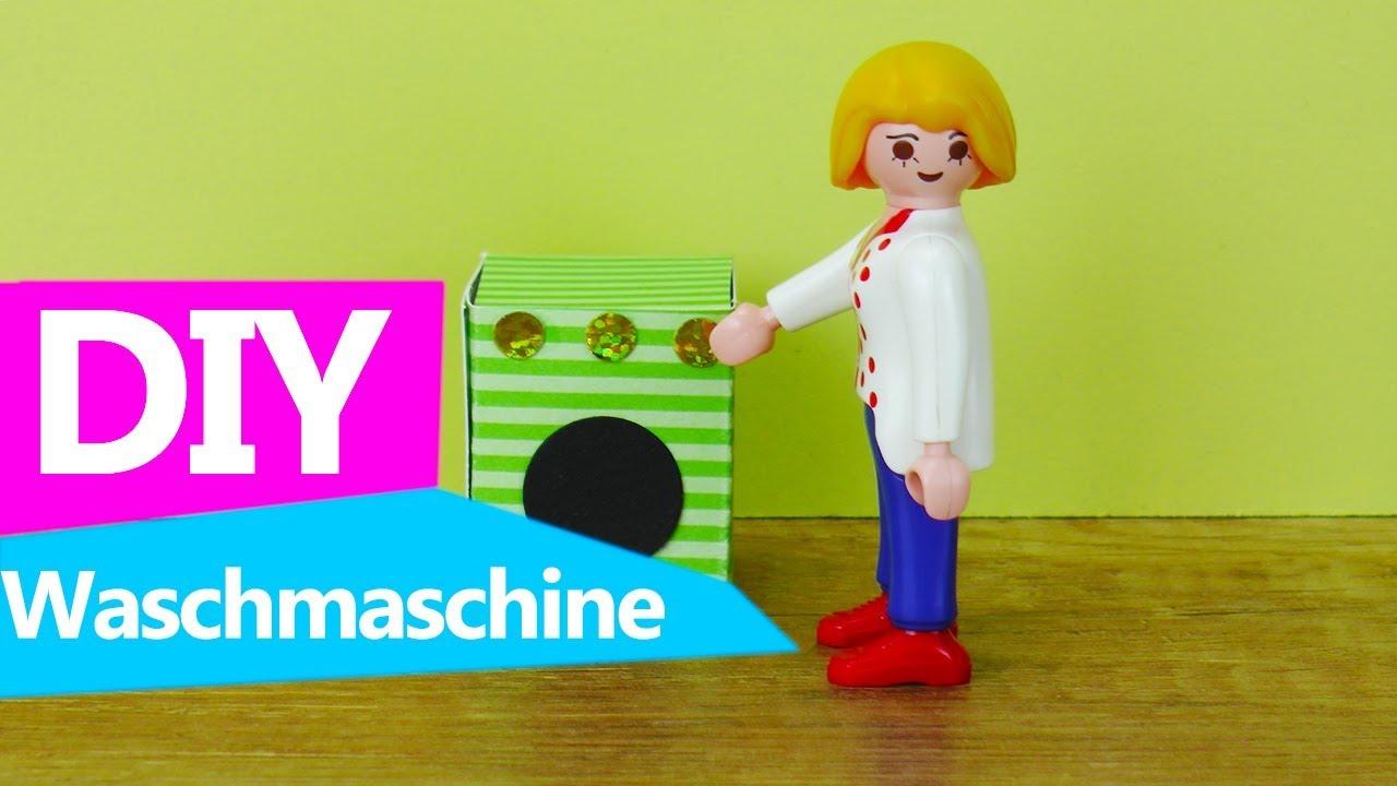 playmobil bastel ideen deutsch waschmaschine fur familie vogel wasche waschen mit diy maschine