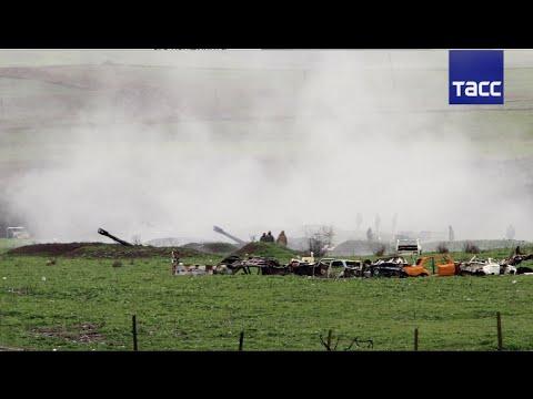 ООН: 33 человека погибли и 200 получили ранения в результате боев в Нагорном Карабахе
