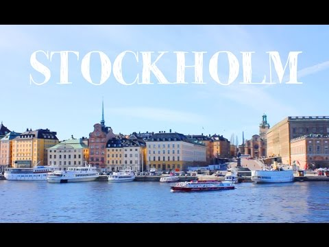 STOCKHOLM, Sweden | Let's Travel #6