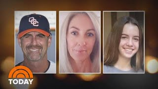 Crowds Attend Memorial For Altobelli Family Members Killed With Kobe Bryant | TODAY