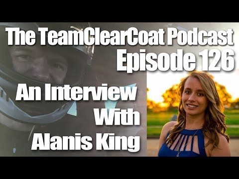 The TeamClearCoat Podcast - Episode 126 - Alanis King - Staff Writer At Jalopnik