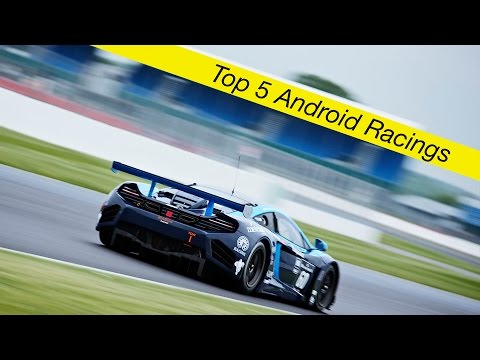 ТОП 5 Игр для Android [Гонки] - TOP 5 Games on Android [Racing]