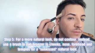 Boy Makeup Tutorial! - Adam Barta With... @ www.OfficialVideos.Net