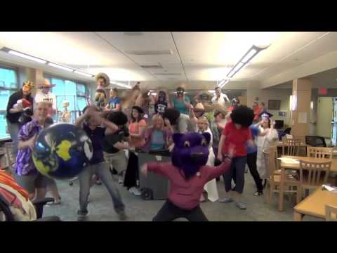 Waterville Senior High School's Faculty Staff: Harlem Shake