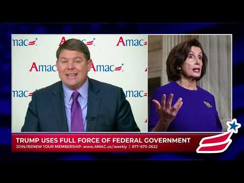 Real Americans, Trump, Media - Your AMAC Weekly News