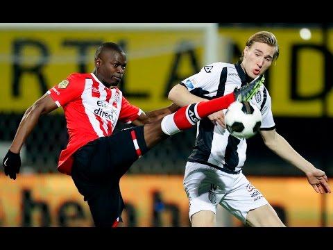 28-1-2017: Heracles Almelo - PSV