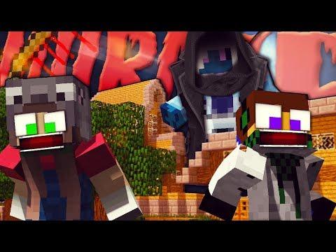 IL MURDERER È DIVENTATO UN GIGANTE - Minecraft ITA - MURDER MYSTERY w/ KeNoia Marcy