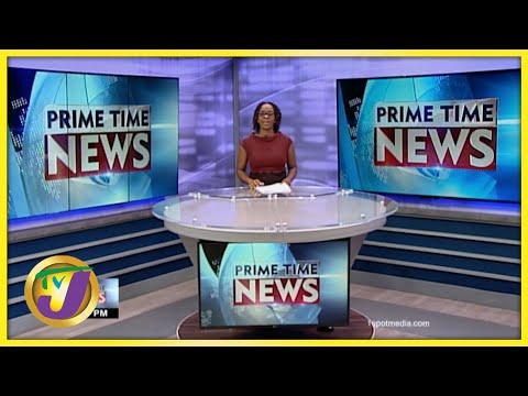 Jamaican News Headlines   TVJ News - June 24 2021