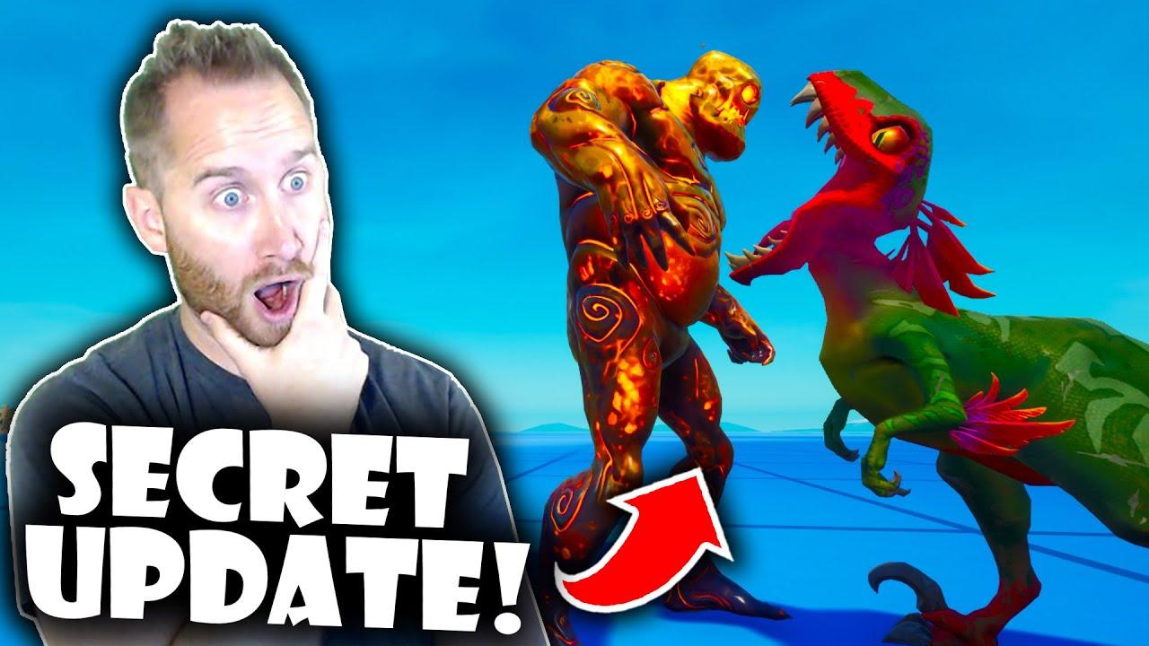 Fortnite Creative Got a SECRET Update!