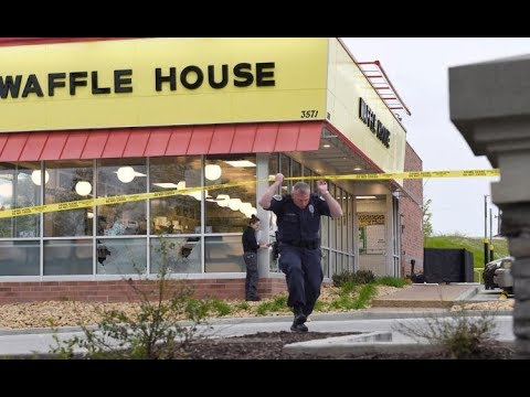 The Donut Report: Waffle house