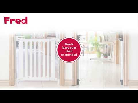 Watch the Fred Stair Gate you-can-do-it video here