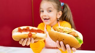 COME FARE HOT DOG - Junior Chef Ameli
