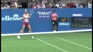 東レPPOテニス 2003年~2007年大会 ハイライト