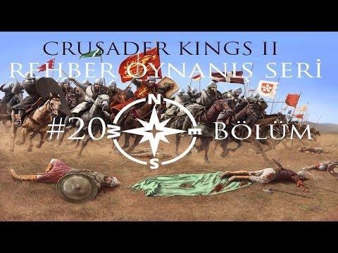 Crusader Kings 2 Rehber | Haçlı ilanı (Türkçe Anlatımlı / Seri)