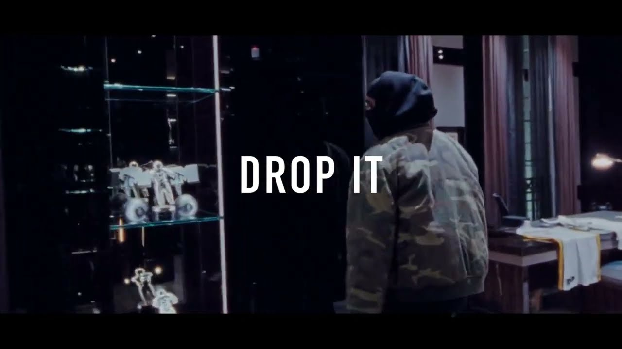 "Drake Type Beat - ""Drop It"" 