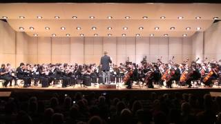 """Overture to Semiramide"" - 10th-12th Grade North Central Honor Orchestra 2012"