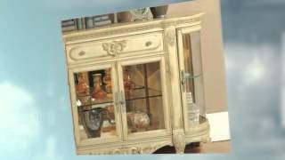 Parker House - European Small Curio Cabinets