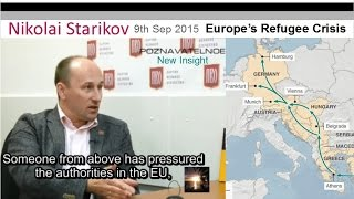 Nikolai Starikov explains Europe