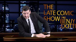 THE LATE COMIC SHOWTV #4 🎙