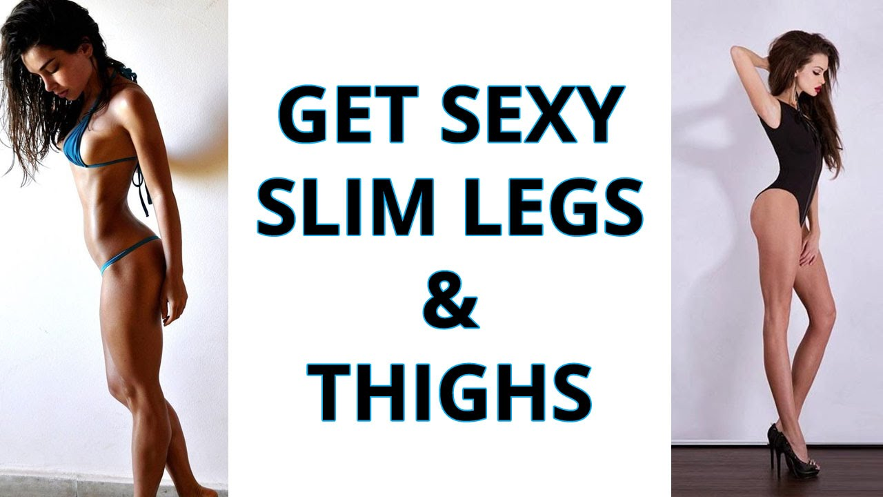 4 Slim Legs and Thighs Workout | Get Legs Like a Victoria ...