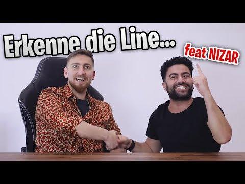 Erkenne die Line 5.0 feat NIZAR