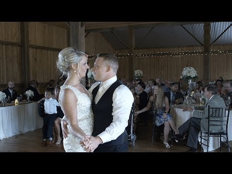 White Barn in Prospect Outdoor Wedding Ceremony - DJ Pifemaster Productions