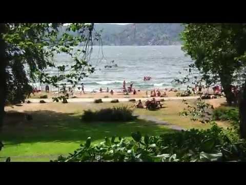Summer in Hvitsten - Norway
