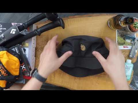 Fjallraven Unisex Marlin Shade Hat Dusk XLarge