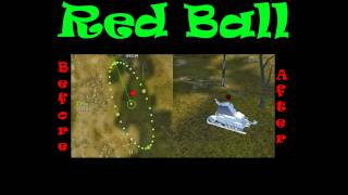 9.9 Red Ball WoT Mod