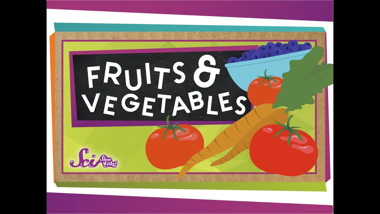 what s the difference between fruits and vegetables youtube