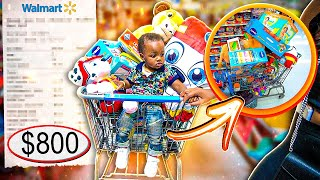 BUYING ANYTHING BABY KAISER TOUCHES FOR HIS BIRTHDAY!!!