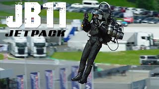 JB11 JETPACK - The World's Only Fully Functional Jetpack