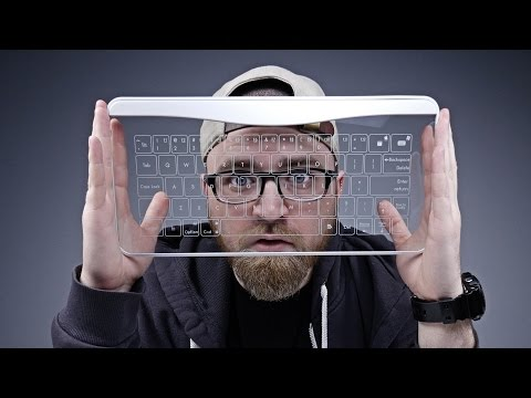 Thumbnail: A Keyboard Made Of Glass?