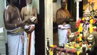 Sama Vedam Satrumurai Swami Desikan  Acharya Jayanthi at Mumbai Desika Sabha