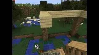 Прохождение Minecraft 1.8 #1 Строим дом(, 2014-10-19T14:22:11.000Z)