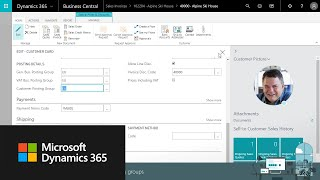 How to use posting groups in Dynamics 365 Business Central