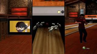 Brunswick Pro Bowling - perfect 300 game Xbox One