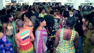Soirée Big Ladies- London 2014 Stone Omonga