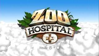 Zoo Hospital Wii Gameplay