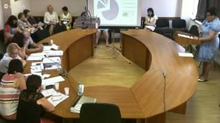 Брянск Обучение экономистов Защита проектов Поток 2 День 1