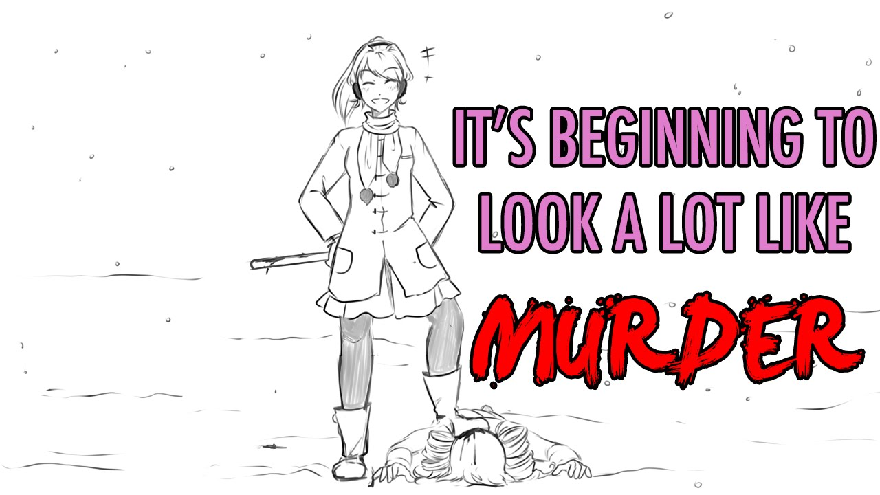 It's Beginning To Look A Lot Like Murder - A Yandere Simulator ...