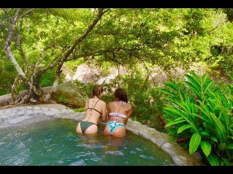 Costa Rica Guanacaste Hot Springs, ZipLining, Horseback Riding,River Tubing adventure!