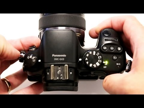 Panasonic GH3 - full hands on review