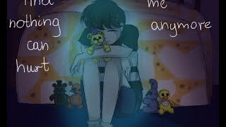 ::Nothing can hurt me:: Lyrics Animated Video FNAF 4