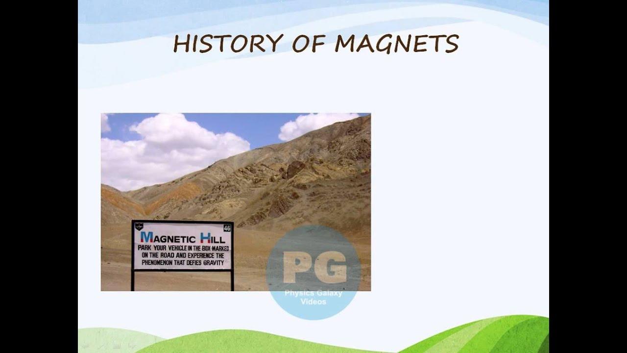 History of Magnets (GA_M-MEC02) - YouTube