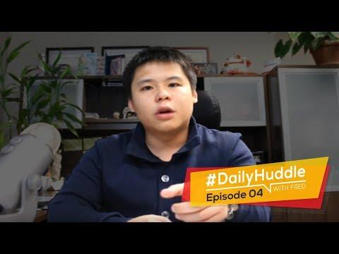 Daily Huddle - Ep 04 | Facebook & Shopify Quick Start Plan