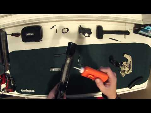 How to Clean a Ruger 10/22