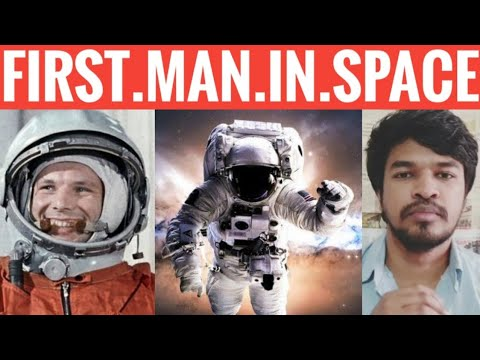 First Man to Go To Space | Tamil | Yuri Gagarin